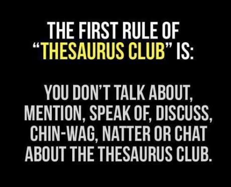 thesaurusclub