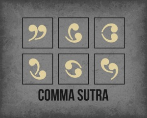 commasutra